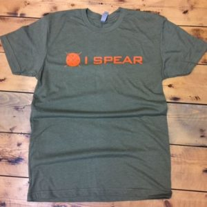 Spearfishing Tee's